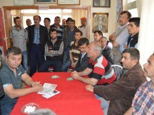 Maaşını Alamayan Maden İşçilerine CHP'den Hukuki Destek Sözü