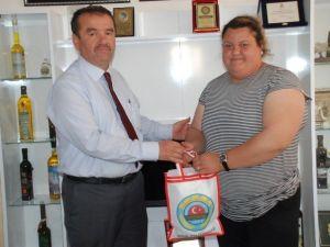 Didim Ziraat Odası Sertifikalı Kadın Çiftçileri Ödüllendirdi