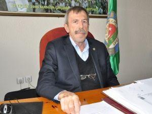 Eski Ziraat Odası Başkanı Traktör Üstünde Kalp Krizi Geçirdi