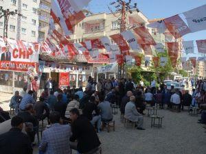 CHP Batman'da Seçim Lokali Açtı