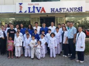 Aydın Judo Kulübü Sağlık Taramasından Geçti