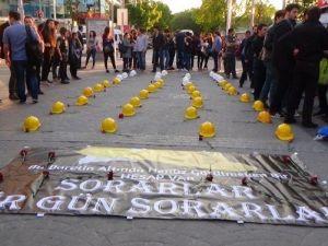 Sakarya'da Soma Yürüyüşü Gerçekleşti