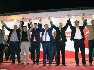 MHP'li Yılmaz'dan Sarıçam'da Coşkulu Seçim Ofisi Açılışı
