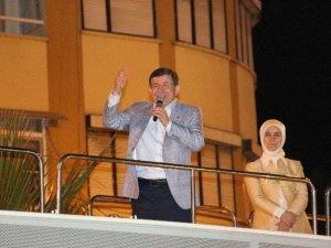 Başbakan Davutoğlu'ndan Nazilli'ye Müjde