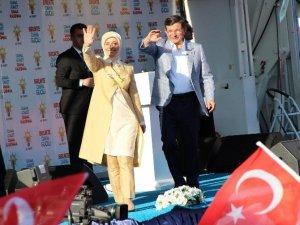 Başbakan Davutoğlu'ndan Aydınlıya İş ve Yatırım Müjdesi