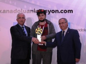 1. Anadolu Animasyon Yarışmasında Ödüller Sahiplerini Buldu