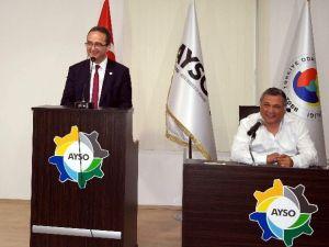 Aydınlı Sanayiciler CHP'li Vekil Adaylarını Dinledi