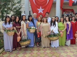 Söke'de Priene Kültür Festivali Başladı