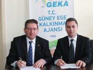 GEKA'dan Güney Ege'ye 130 Milyon TL'lik Yatırım