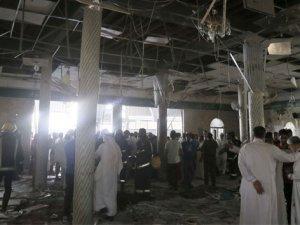 Suudi Arabistan'da camiye bombalı saldırı: 15 ölü