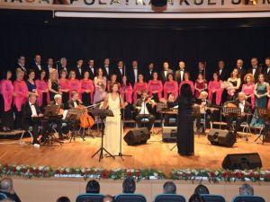 Odunpazarı Halk Eğitim Merkezi Korolarından Veda Konseri