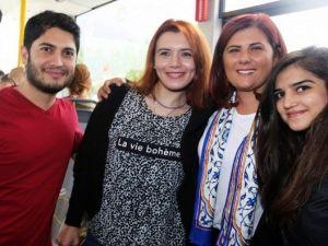 Çerçioğlu'na ADÜ Öğrencilerinden Teşekkür
