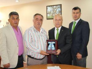 Nazilli Ziraat Odası Protokol İmzaladı