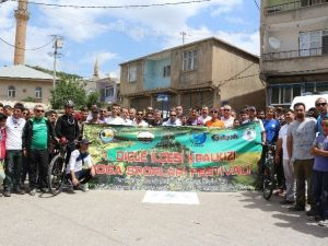 1. Dicle İlçesi Kralkızı Doğa Sporları Festivali Başladı