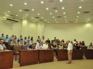 Nazilli'de Belediye Personeli Değişen Yönetmelik Hakkında Bilgilendirildi