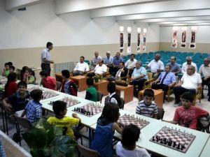 Söke'de Doğru Hamlede Buluşalım Satranç Turnuvası Sona Erdi