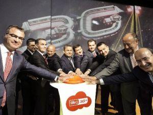 Ukrayna İlk Kez 3g İle Buluştu