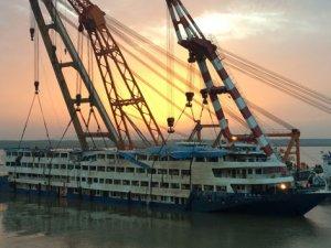 Çin'deki gemi faciasında 396 kişi hayatını kaybetti