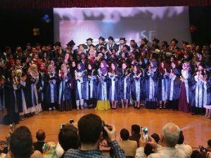 İhlas Koleji 2015 Mezunları Yuvadan Uçtu