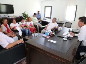 Başkan Kocadon Yalıkavak Mahalle Sakinlerini Dinledi