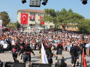 Yörükler İzmir'de Buluştu