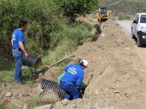 Aydın ASKİ, Nazilli'de Çalışmalarını Sürdürüyor