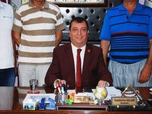 Abdulcelil Sak Karaisalı Belediyesi Başkan Vekili Oldu
