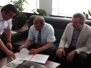 Elazığ'da Kırsal Kalkınma Destek Hibe Sözleşmesi İmzalandı