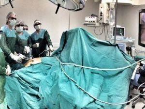 Laparoskopik Ameliyatlarda İleri Teknoloji