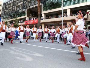 Denizli'de Dans Festivali Coşkusu