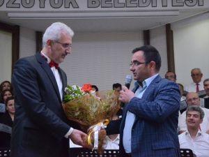 """Bozüyük Belediyesi Türk Halk Müziği Korosundan Unutulmaz """"Türkü Keyfi"""" Konseri"""