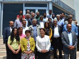 Milletvekillerinden Ağrı Belediyesi'ne Ziyaret
