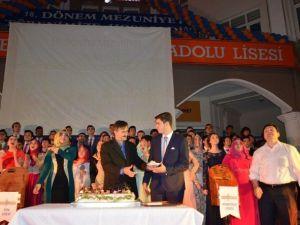 Şehzade Mehmet Koleji 18'inci Mezunlarını Verdi