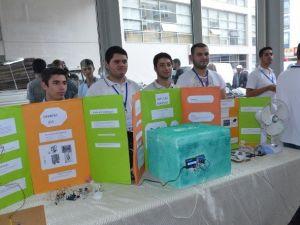 Akhisar Kayhan Ergun Bilim Fuarı Açıldı