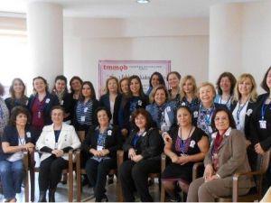 TMMOB'un 3'üncü Kadın Çalıştayı