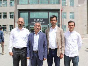 Erzincan AK Parti İl Teşkilatı Sandığa İtiraz Etti