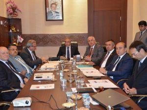 Bebka Aylık Yönetim Kurulu Toplantısı Eskişehir'de Yapıldı