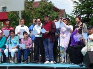 Sakarya Toplum Ruh Sağlığı Merkezi İkinci Bahar Şenliği Etkinliği Gerçekleşti