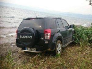 Bursalı Kayıp Kadının Aracı Bulundu