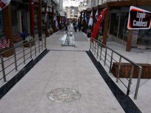 Aliağa'da İzmir Caddesi Açılıyor