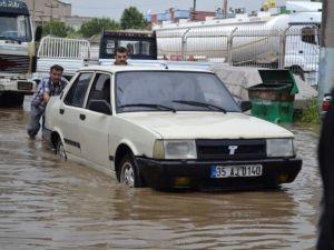 Manisa'da Yağmur Esareti