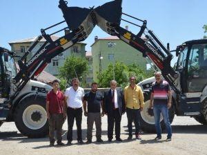 Tatvan Belediyesi Araç Parkurunu Genişletti