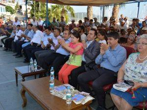 18. Kaş Likya Kültür Ve Sanat Festivali Başladı