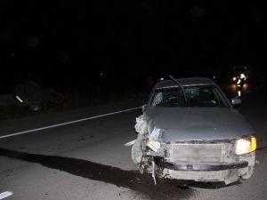 Karaman'da Trafik Kazaları: 7 Yaralı