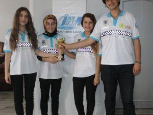 İzmirli Öğrenciler, Trafik Olimpiyatları'nda 2. Oldu