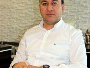 Kayserispor Basın Sözcüsü Ve Asbaşkanı Tahir Keskinkılıç: