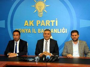 AK Parti Konya İl Başkanı Arat'tan Seçim Değerlendirmesi