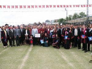 Mühendislik Fakültesi'nden 867 Öğrenci Mezun Oldu