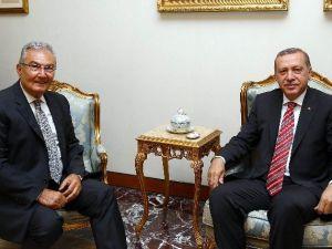 Erdoğan - Baykal Görüşmesi Sona Erdi