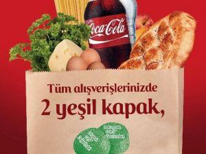 Coca Cola'dan Ramazan'da 'Kapak Para'
